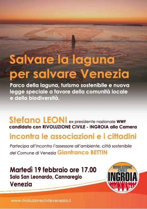 Leoni Bettin Laguna Venezia
