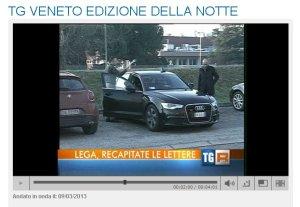 TG Regionale Veneto 08-03-2013 notte